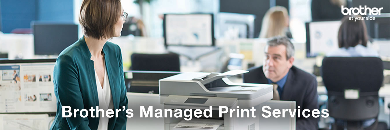 Midland Business Equipment for Brother Managed Print Services